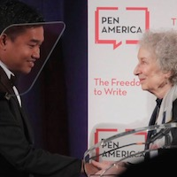 PEN America honours jailed Reuters journalists
