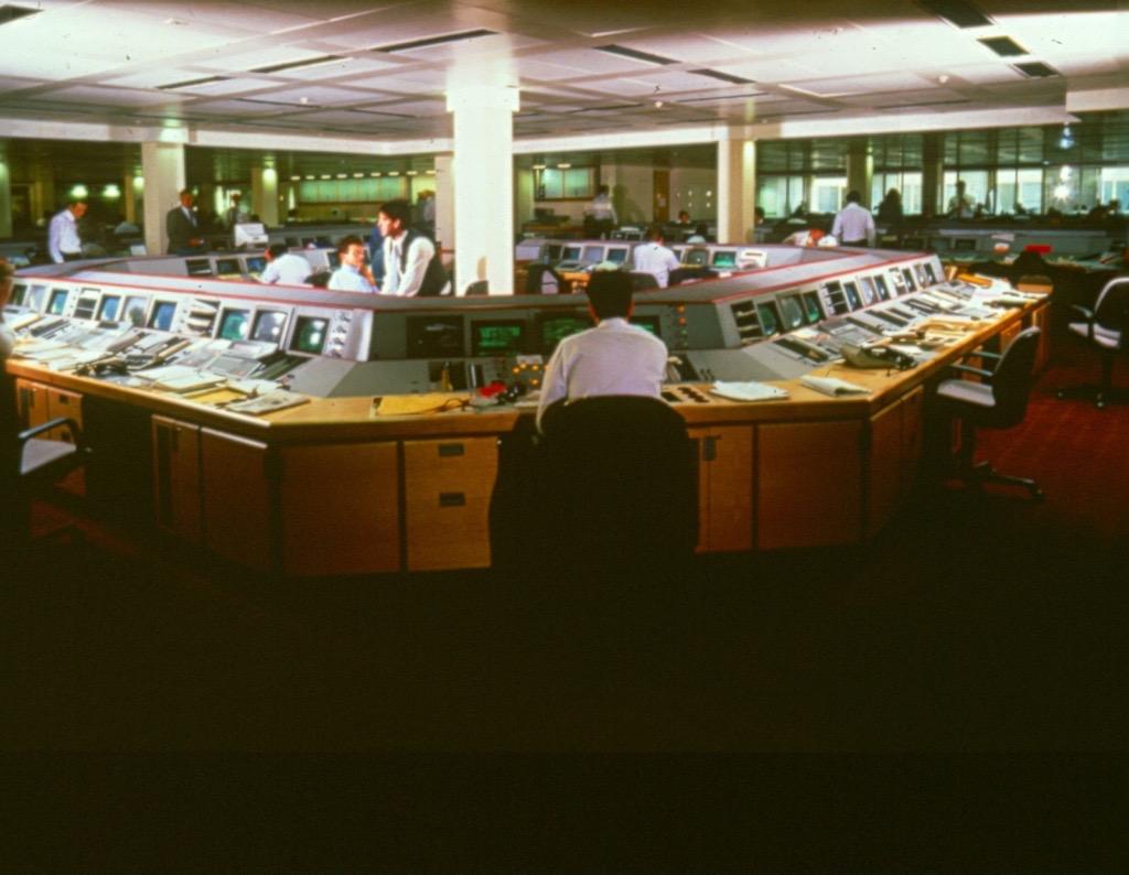 Reuters Technical Development Chronology 1985 1989 The Baron